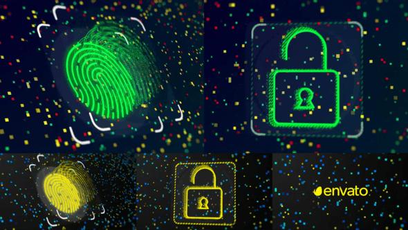 Download Fingerprint Logo – FREE Videohive