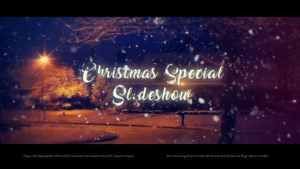 Christmas Special Slideshow