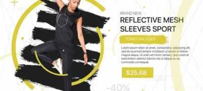 Black Friday Shopping Promo
