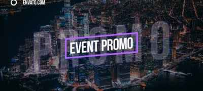 Stylish Event Promo for After Effects