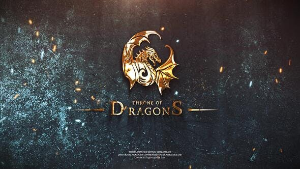 Download Epic Fantasy Logo Reveal – FREE Videohive