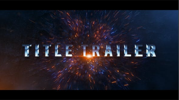 Download Title Trailer – FREE Videohive
