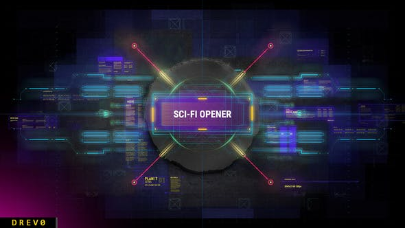 Download Scifi Intro – FREE Videohive