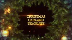Garland Christmas Slideshow