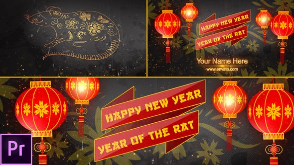 Download Chinese New Year Opener 2020 – Premiere Pro – FREE Videohive