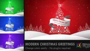 Modern Christmas Greetings