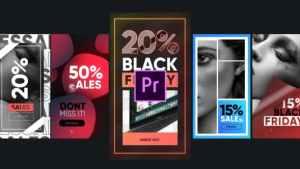 Sales Instagram Stories-MOGRTs
