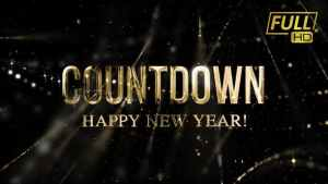 New Year Countdown