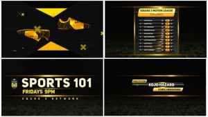 Sports Broadcast 4k