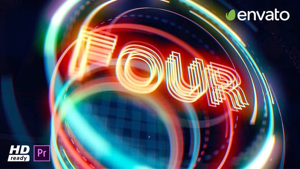 Download Countdown Opener for – Premiere Pro – FREE Videohive