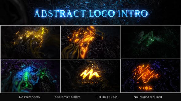 Download Abstract Logo Intro – FREE Videohive