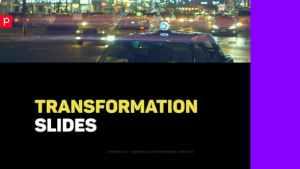 Transformation Slides