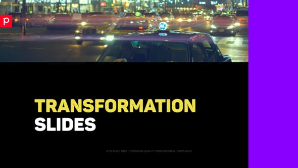 Download Transformation Slides – FREE Videohive
