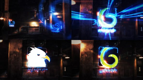 Download Dark Urban Logo Reveal – FREE Videohive
