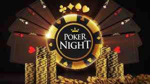 Poker Night Logo Reveals