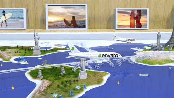 Download Travel With Us – Airlines – FREE Videohive