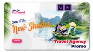 Travel Agency Promo Lets Go