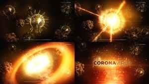 Corona Virus Destroy Opener