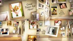 Wedding Family Wall Gallery