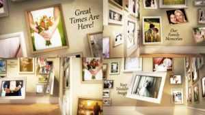 Wedding Family Wall Gallery