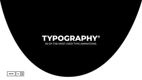 Download Essential Typography Toolkit – FREE Videohive