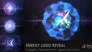 Energy Logo Reveal