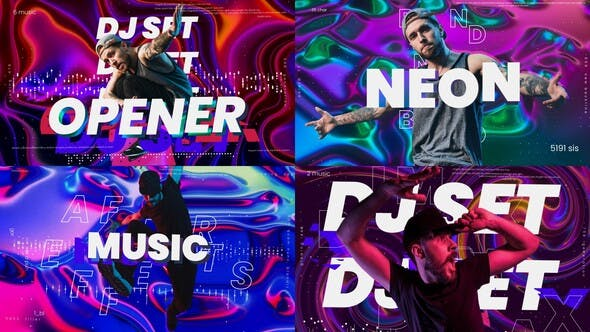 Download DJ Music Opener – FREE Videohive