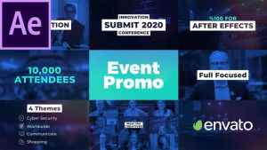 Event Promo I Conference for After Effects