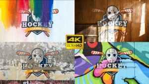 Texture Logo 4K