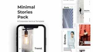 Corporate Minimal Stories