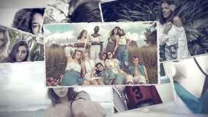 Photo Gallery - Memories Slideshow