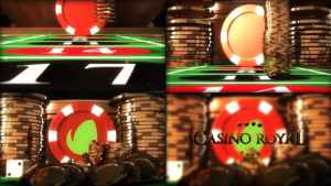 Casino Online Gambling Logo Reveal