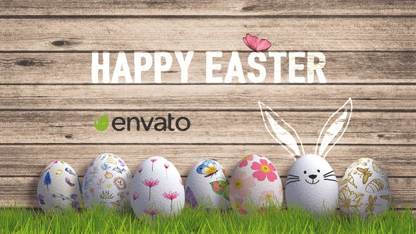 Download Happy Easter – FREE Videohive