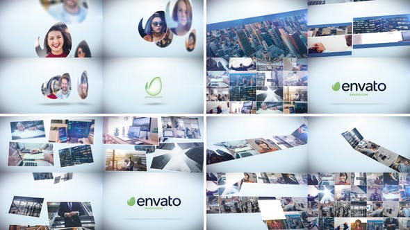 Download Corporate Photo Logo – FREE Videohive
