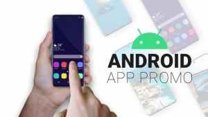Android App Promo | Smartphone Kit