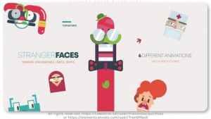 Strange Faces Micro Typo