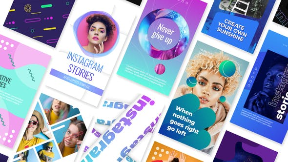 Download Creative Stories – FREE Videohive