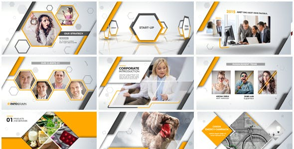 Download The Corporate – FREE Videohive