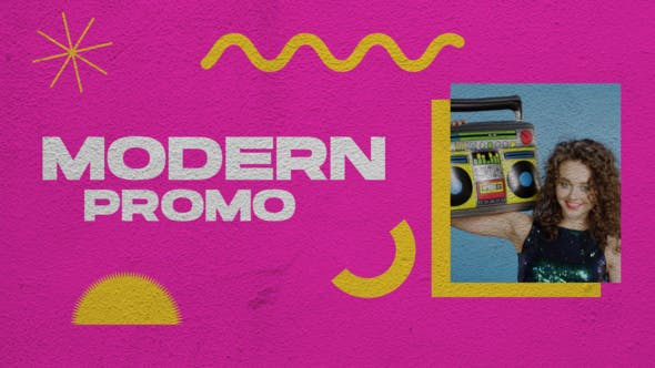 Download New Modern Promo – Videohive