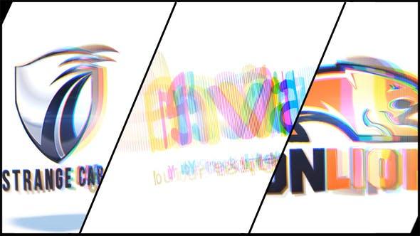 Download Elegant Waves Corporate Logo – Videohive