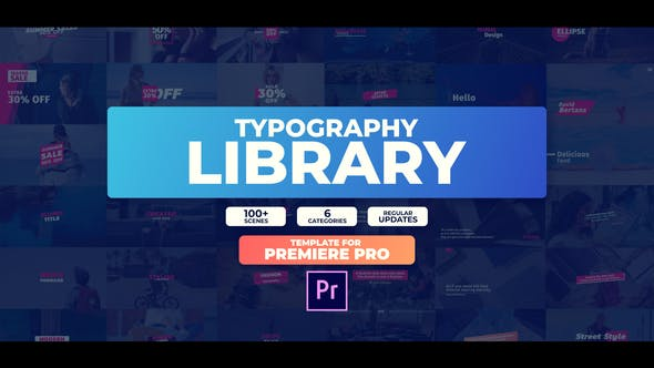 VIDEOHIVE TITLES – FOR PREMIERE PRO