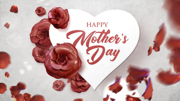 VIDEOHIVE HAPPY MOTHER'S DAY - Download Free After effects