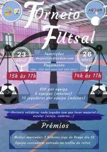 Torneio de Futsal AEDUM