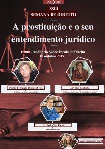 A prostituição e o seu entendimento jurídico