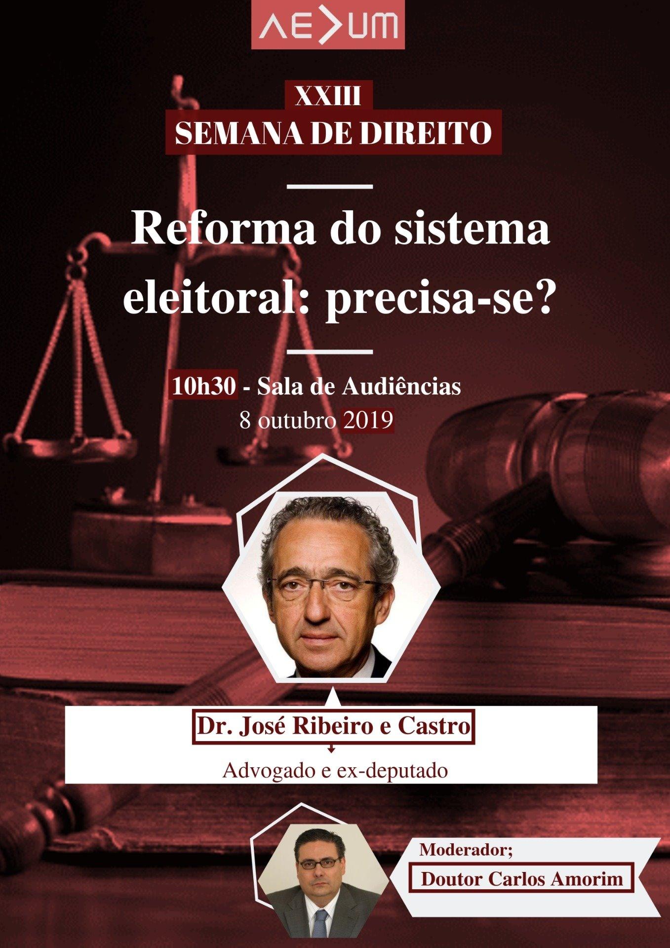 Reforma do sistema eleitoral: precisa-se?