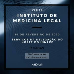 Visita Instituto de Medicina Legal