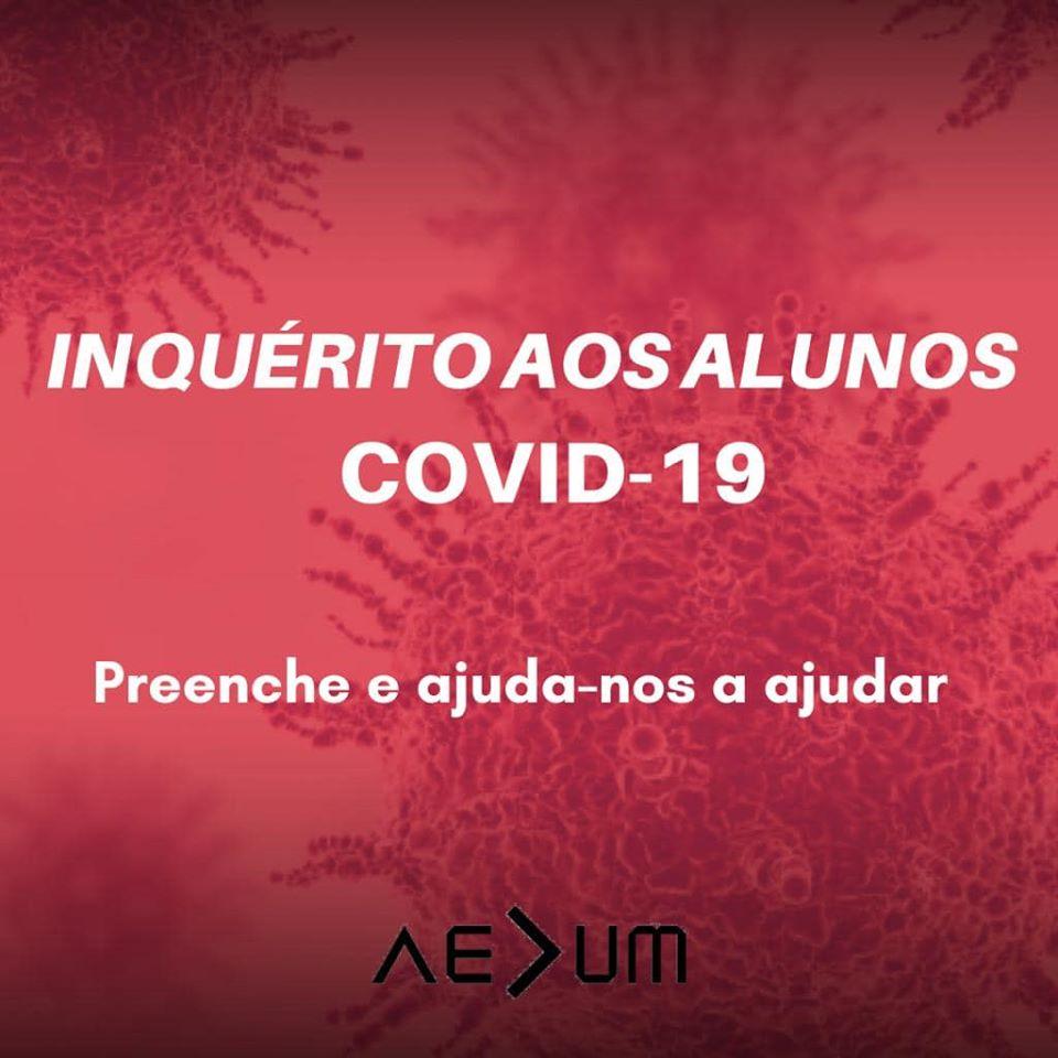 Inquérito aos Alunos COVID-19