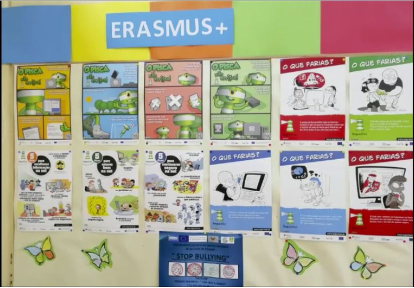 ERASMUS + I am not a Target – Workshop