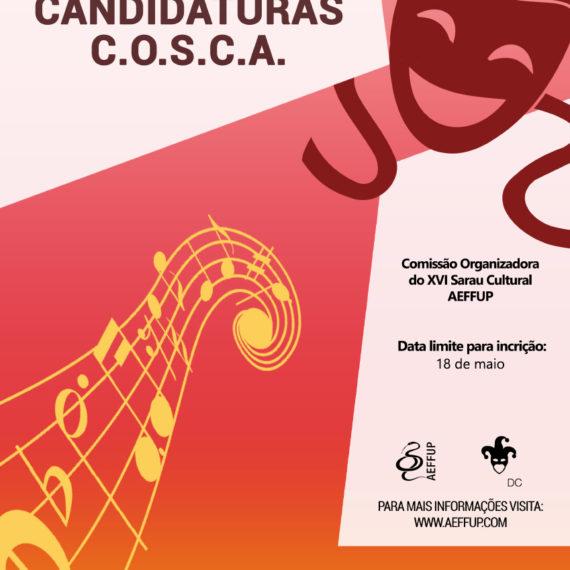 Comissão Organizadora XVI Sarau Cultural AEFFUP