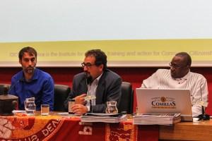 """La presentación del estudio """"Explotación de fosfatos en Koudiadiène (Senegal)"""